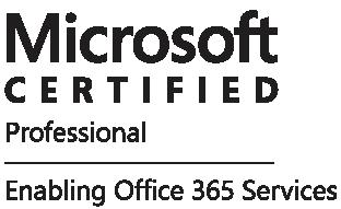 Certificado Microsoft profissional office 365