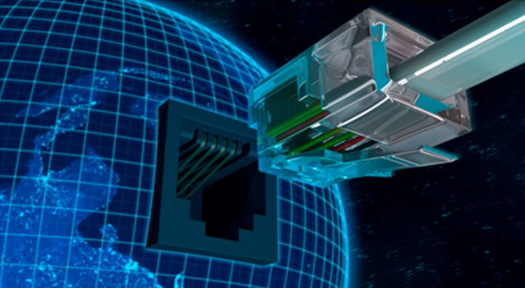 Internet e a conexão com o mundo