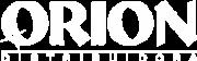 Logo da Orion Distribuidora